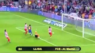 Lionel Messi FC Barcelona - Mejores 100 Goles Parte 2 - www.futbol-freestyle.com