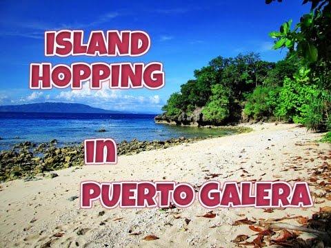 ISLAND HOPPING IN PUERTO GALERA (Ep 15)