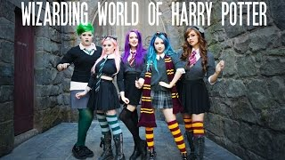 The Wizarding World of Harry Potter VLOG