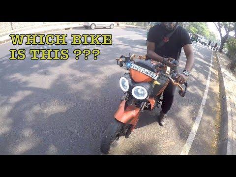 Bikers LOVE LAMBORGHINI and YAMAHA R1 !!!! Bangalore reactions 49
