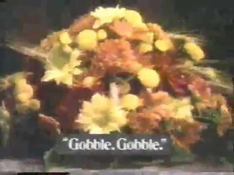 "1-800-Flowers: ""The Gobbler Bouquet"" (circa 1992)"