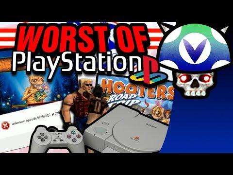 [Vinesauce] Joel - Worst Of Playstation