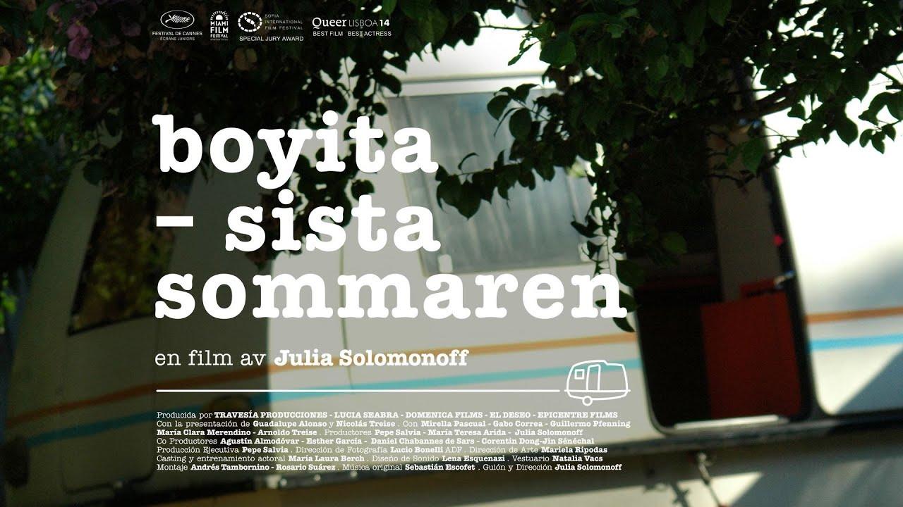Boyita - sista sommaren, svensk trailer