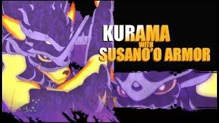 NSUNI - Mod Kurama Biju With Susano'o Armor