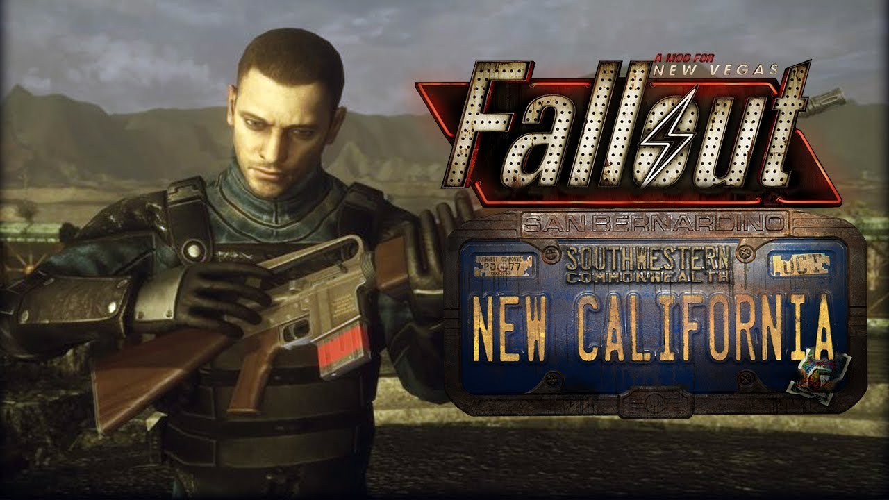 Vault 18: Star Player's Story - Fallout New California Gameplay (Enclave  Playthrough)