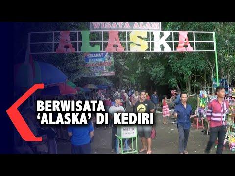 Sensasi Berwisata Alam Alaska Di Kediri Youtube