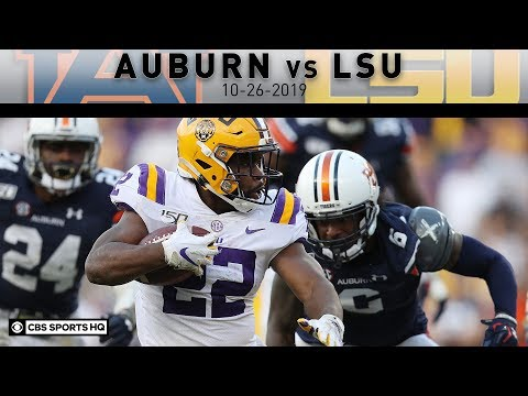 No.9 Auburn At No.2 LSU Breakdown: LSU Remains Undefeated After Defeating Auburn | CBS Sports HQ