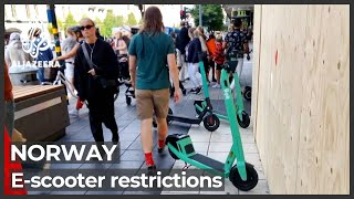 Norway: Tougher restrictions loom for e-scooter users