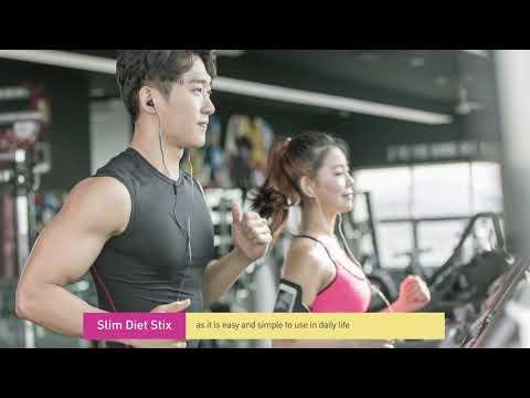 Slim Diet Stix(Fat Metabolism Test Strip)