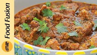 Boneless Mutton Karahi Recipe by Food Fusion