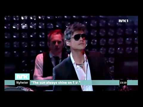 NRK1 News - Tonight was the end, A-ha is now history
