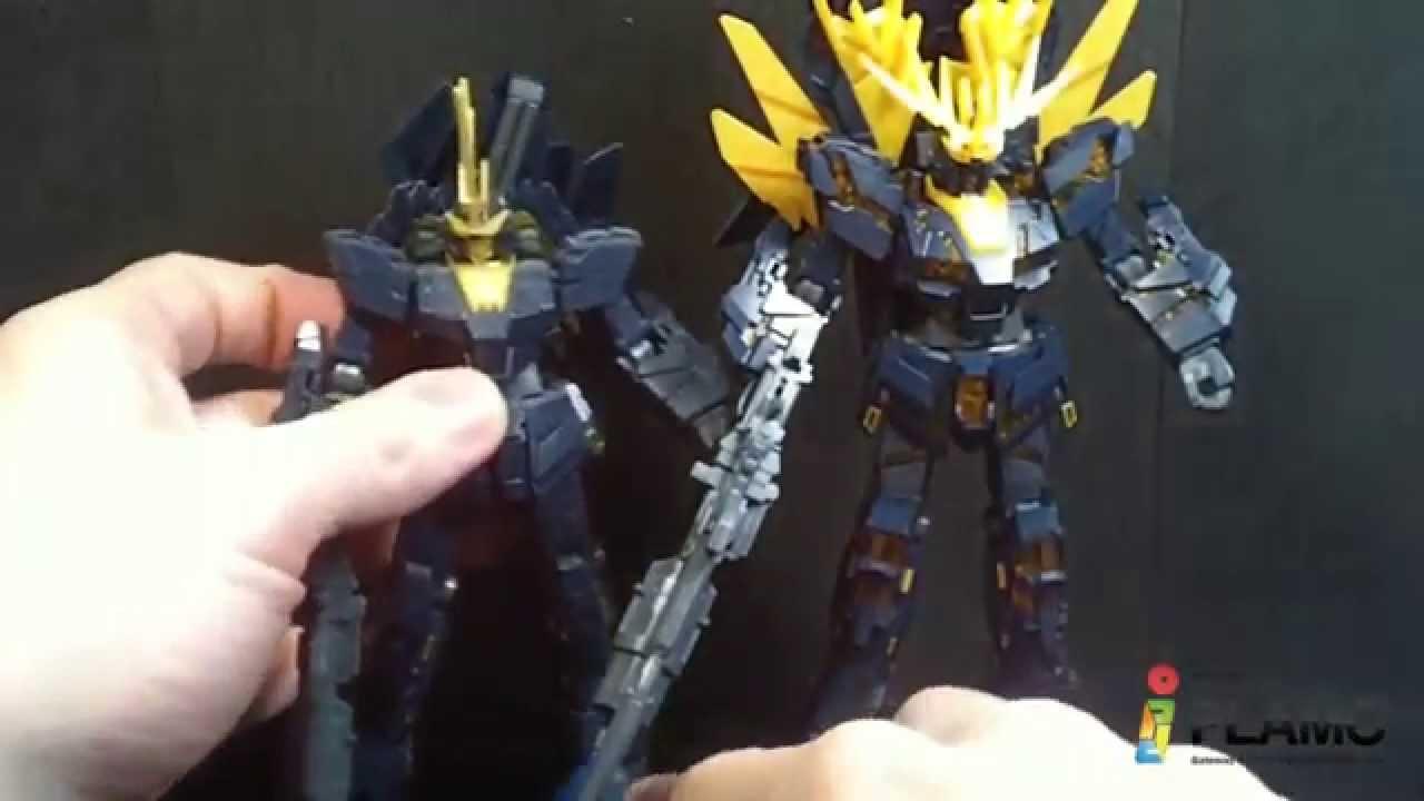 Unicorn Gundam 02 Banshee Norn Destroy Mode GUNPLA HGUC High Grade 1//144 RX-0 N