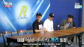 Running man episode 312 lee kwangsoo fashion leader . talked about fashion funny