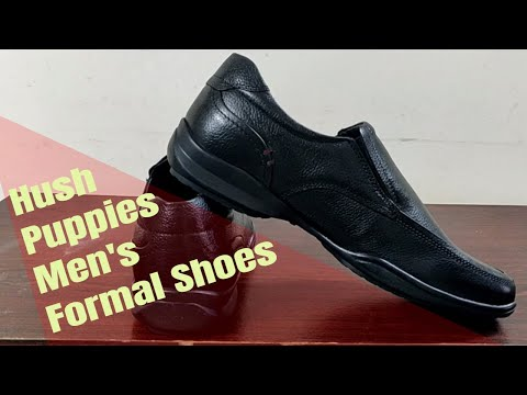 Hush Puppies Men's Formal Shoes - Most Comfortable, Good Finishing & Quality