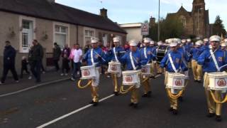 Whitburn Flute Band @ Craigneuk Band Parade 2015