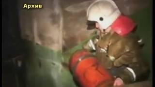 фрагменты фильма о Пожарной охране.