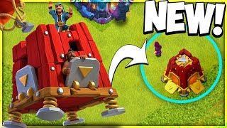 New Siege Barracks for Town Hall 13 in Clash of Clans! Winter Update 2019