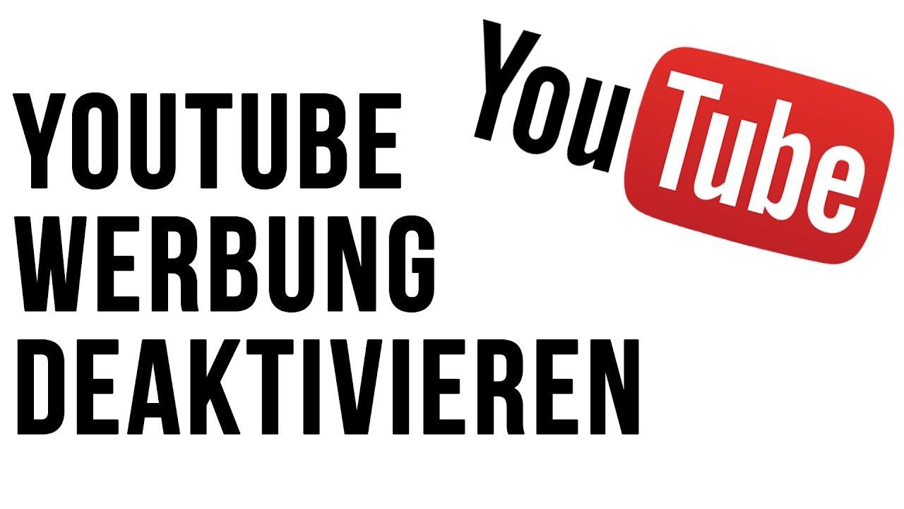 Youtube Werbung Vor Meinen Videos Deaktivieren Youtube Tutorial