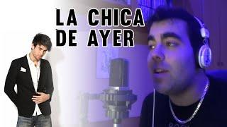 La Chica De Ayer - Enrique Iglesias (Cover by DAVID VARAS)