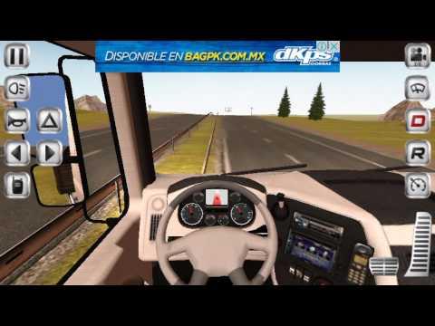 Euro truck driver/ munchen a bern