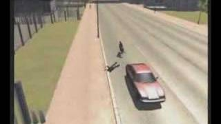 Driver 3 Crashes