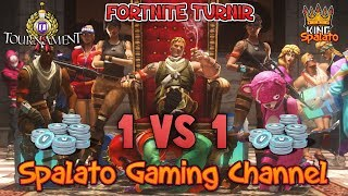 FORTNITE 1vs1 TURNIR!!! - #Fortnite #Balkan #live - Cilj 2600 subova +800 Pobjeda!!!