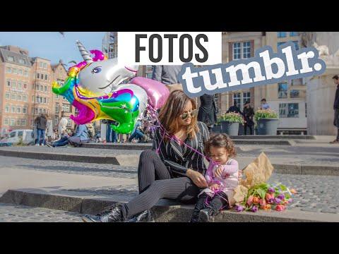 CRIANDO FOTOS TUMBLR #6 (FAMILIA) EM AMSTERDAM | RÊ ANDRADE