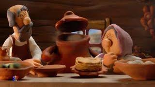 Glin'ka - The Clayboy   мультфильмы для детей   сказки   дети видео   истории