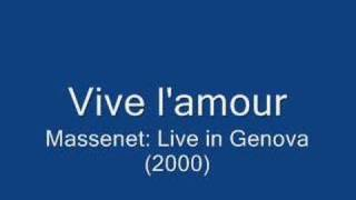 Download Dessay: Vive l'amour MP3 song and Music Video