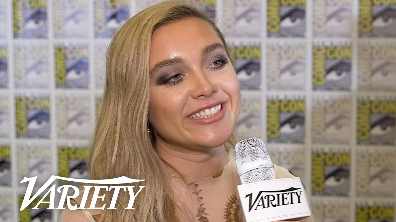 Florence Pugh Reveals Black Widow S Connection To Yelena