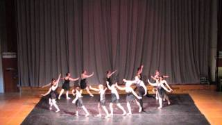 Beginner Ballet 2015- Competition Performance