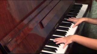 "Тема из фильма ""Мастер и Маргарита"" на фортепиано Исп. Е. Десятникова"