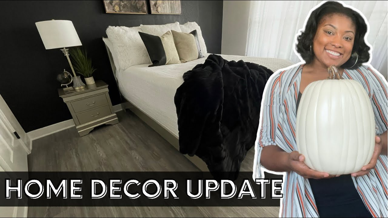 New Home Update   Decorate With Me   Home Decor Update   Ryan Homes Versailles