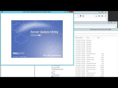 How to update Dell Server Firmware using SUU - YouTube