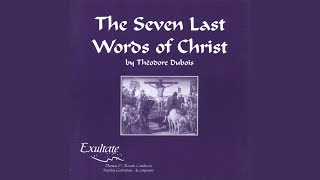 Seven Last Words - Fifth Word - Theodore Dubois