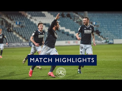 QPR Millwall Goals And Highlights