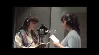 The Twins learn about teamwork while recording Bungalow.