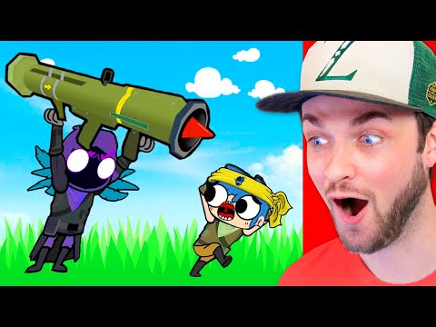 The *GREATEST* FORTNITE Animations EVER!