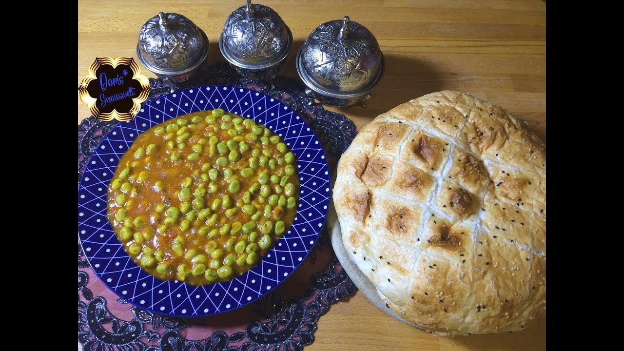 Wie macht man Loubia - Marokkanisches Rezept mit Bohnen ...