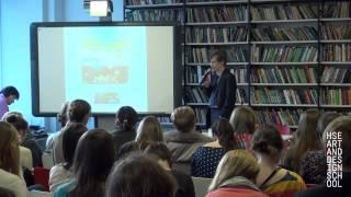 видео Школа дизайна НИУ ВШЭ