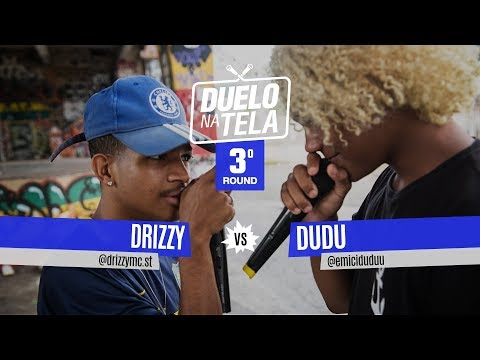 Drizzy vs Dudu (3º Round) - Duelo na Tela #27 - Batevolta
