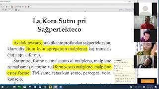 07 La Kora Sutro | 에스페란토 반야심경 공부 (zoom)
