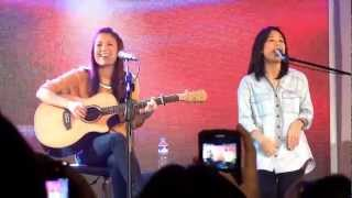 Jayesslee - Breakeven (Live in Manila)