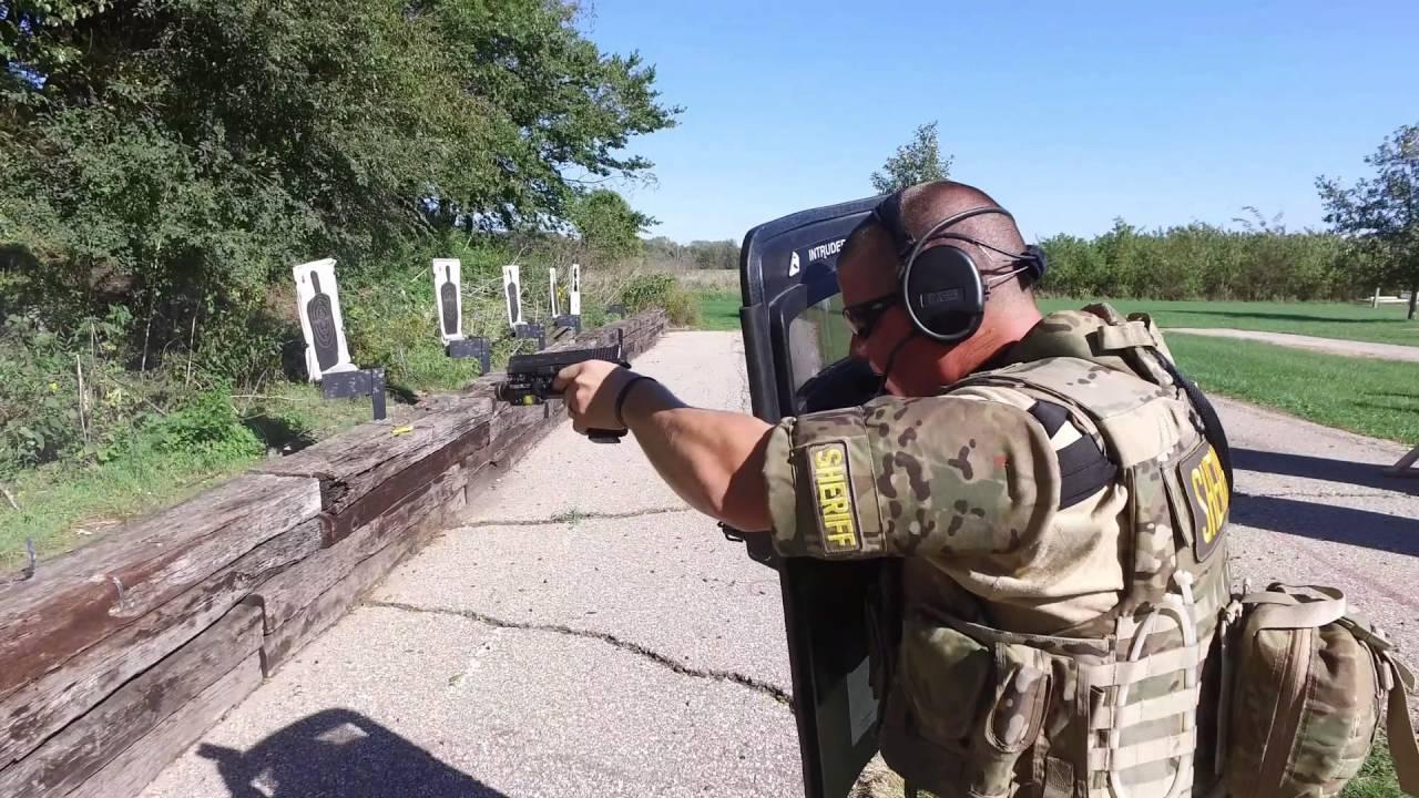 ballistic shield training youtube
