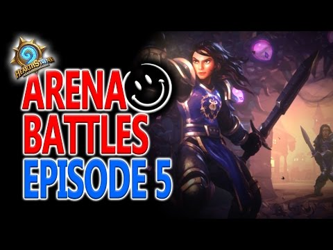 Arena Battles - Episode 5 - Apothecary Demolisher!