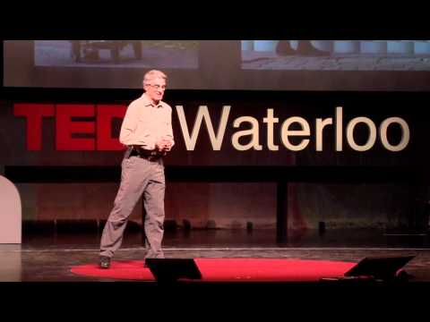 The Man Who Walked Around The World: Jean Béliveau at TEDxWaterloo