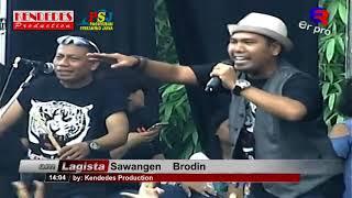 Sawangen | Brodin | LAGISTA Live Boyolali | KENDEDES ERPRO PUMA