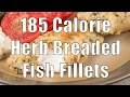 074-Herb Crusted Fish Fillets (Home Cooking 101) DiTuro Productions