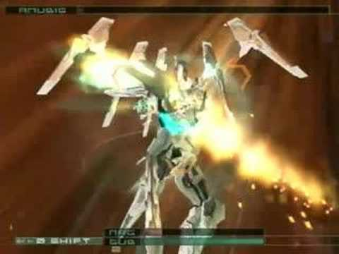 Zone Of The Enders 2nd Runner - Anubis Battle 2 (3 Of 6)