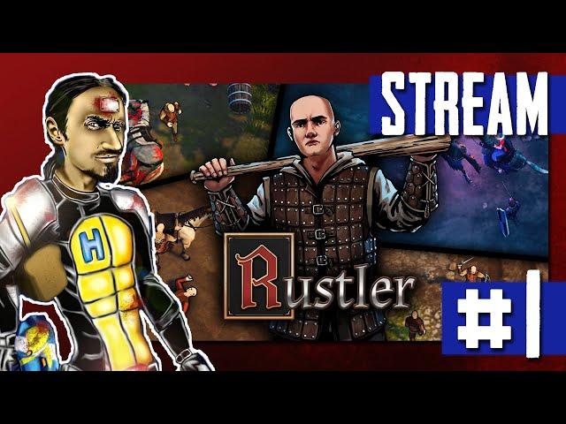 POLSKIE GTA 2 W ŚREDNIOWIECZU || Rustler [#1]